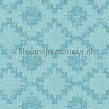 Textile look blocks tapet AS Creation California 363754