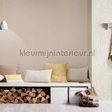 Rustic living wall wallcovering AS Creation Wallpaper room set photo's