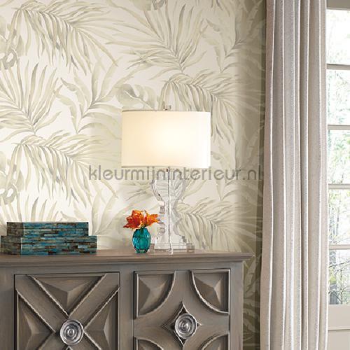 paradise palm tapet so2493 romantisk moderne York Wallcoverings