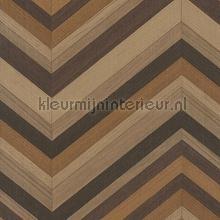Chinotto wave wood papier peint Carlucci di Chivasso Casa Carlucci ca8258-020