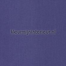 Uni textiel kobalt papier peint Rasch Cassata 077130