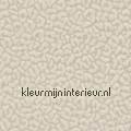 Panterprint op textiel licht grijs beige  rasch
