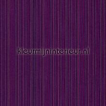 Ragfijne strepen op textiel kleurmix papier peint Rasch Cassata 077482
