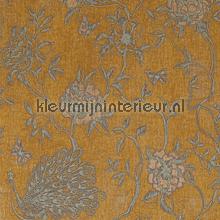 Mystieke natuur terra oranje papier peint BN Wallcoverings Chacran 2016 18423