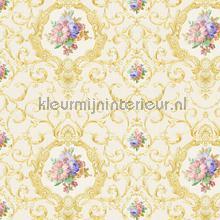 Ornamental bouquet tapeten AS Creation Chateau 5 343911