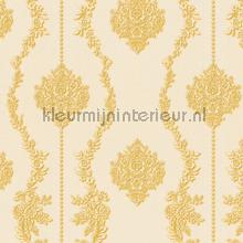 Wave lining damask tapeten AS Creation Chateau 5 344934