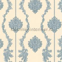 Wave lining damask tapeten AS Creation Chateau 5 344936