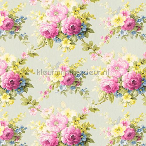 Romantic floral bouquet behang 345083 aanbieding behang AS Creation