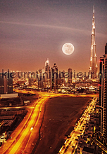 Dubai - normal fotomurales Dutch Wallcoverings City Love CL60A