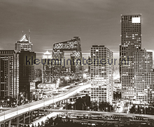 Beijing - sepia fotomurales Dutch Wallcoverings City Love CL81A