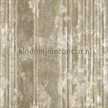 Vintage effect strepen behang Noordwand klassiek