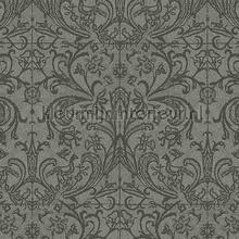 Graceful wallcovering Hookedonwalls Vintage- Old wallpaper