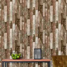 75272 wallcovering Dutch Wallcoverings Wallpaper room set photo's