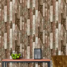 75272 behang Dutch Wallcoverings hout