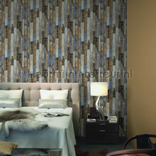 75273 wallcovering Dutch Wallcoverings Wallpaper room set photo's
