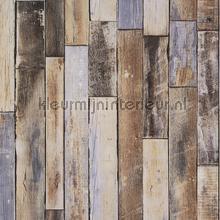 75273 behang Dutch Wallcoverings hout