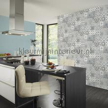 75278 wallcovering Dutch Wallcoverings Wallpaper room set photo's