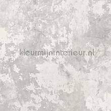 Kalk beton effect tapet Dutch Wallcoverings industriel
