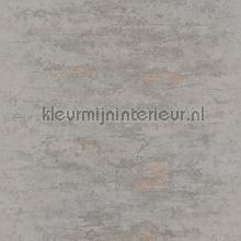 betonlook met koperaccent papel pintado Noordwand Collected on4202