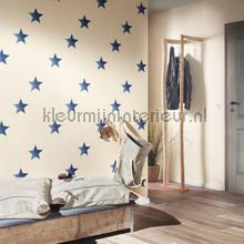 Diagonal stars tapeten AS Creation Cote d Azur 351833
