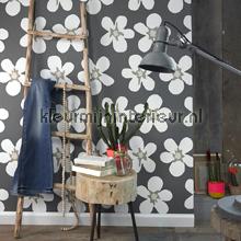 Big Flower behang Noordwand Trendy Hip