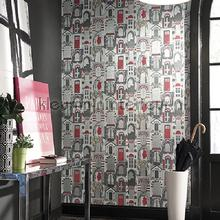 96412 behang York Wallcoverings tieners