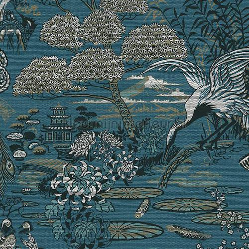 lotus 13500 papier peint curiosa arte   colormyinterior
