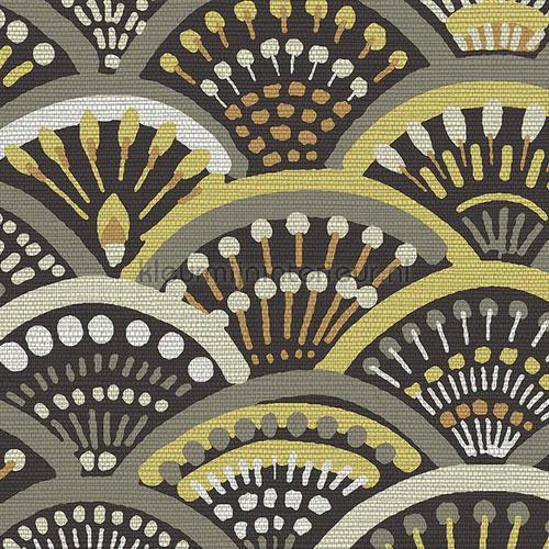Peacock carta da parati 13510 Curiosa Arte