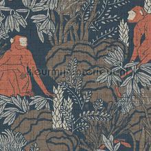 Langur papel pintado Arte Curiosa 13532