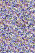 Bloemen - paars fotomurales Curious Collections Curious Collections CC MLE 10094
