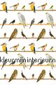 Vogels op takken Marielle Leenders
