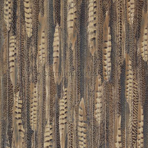 Prachtige veren 17960 behang curious bn wallcoverings - Fries behang wall ...