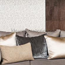 Blokpatroon huid behang BN Wallcoverings klassiek