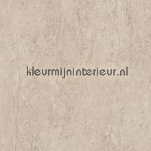 Plain beton structuur beige behang AS Creation uni kleuren
