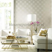 York Wallcoverings Dazzling Dimensions papel pintado