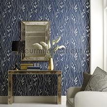 Leaf Silhouette wallcovering York Wallcoverings Dazzling Dimensions y6200805