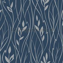 Leaf Silhouette wallcovering York Wallcoverings Dazzling Dimensions y6200802