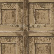 Houtpanelen papel de parede AS Creation madeira