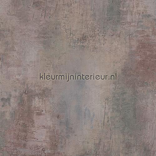 Verweerd metaal 95391 1 behang collected as creation for Industrieel behang