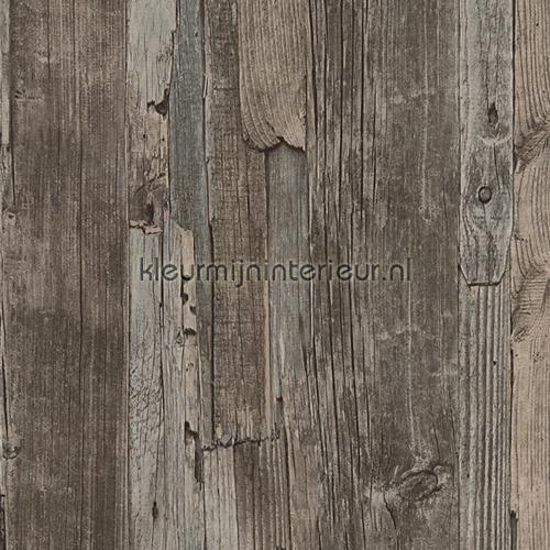 Behang Steigerhout Motief.Steigerhout 95405 1 Behang Collected As Creation
