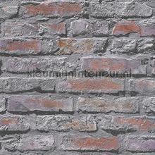 Verschoten bakstenen muur tapeten AS Creation Dekora Natur 6 95470-2