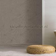 Triangolo Cross papel de parede Arte Design Lux 22761