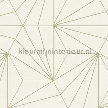 Triangolo Cross papel de parede Arte Design Lux 22762