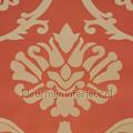 Mystic ornaments oranjerood tapet Rodeka Diamond GPW-DF-002