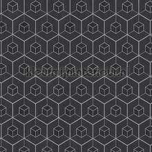 Edward van Vliet Hexagon cubic mix tapet BN Wallcoverings Dimensions 219561