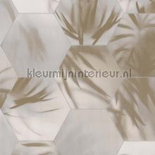 Edward van Vliet hexagon palms tapet BN Wallcoverings Dimensions 219572