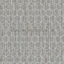 Edward van Vliet woven hexagons tapet BN Wallcoverings Dimensions 219620