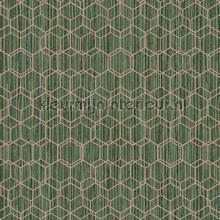 Edward van Vliet woven hexagons tapet BN Wallcoverings Dimensions 219621