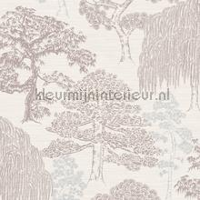 meili rose gold wallcovering Arthouse Eastern Alchemy 293008