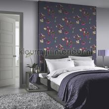 kotori purple wallcovering Arthouse Eastern Alchemy 293105